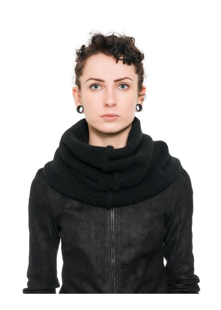 ISABEL BENENATO YAK SNOOD 19 WOMAN