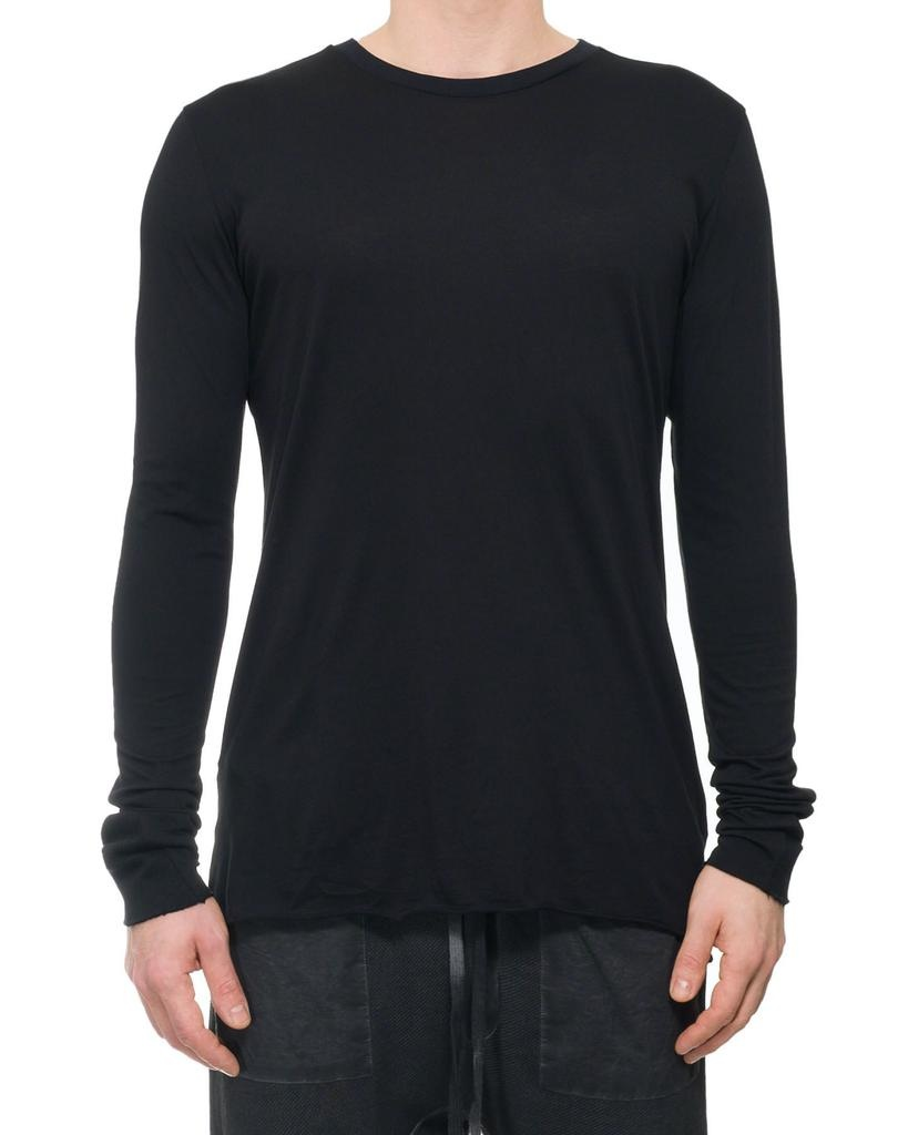 COTTON & MODAL LONG SLEEVE