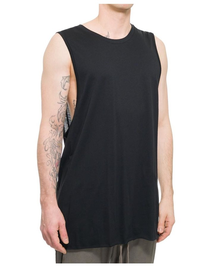 THOM KROM COTTON & MODAL SLEEVELESS TEE