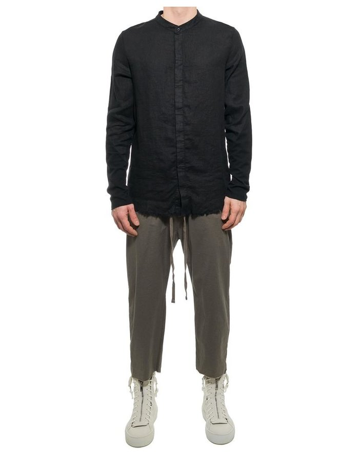 THOM KROM STRETCH COTTON & LINEN TROUSER
