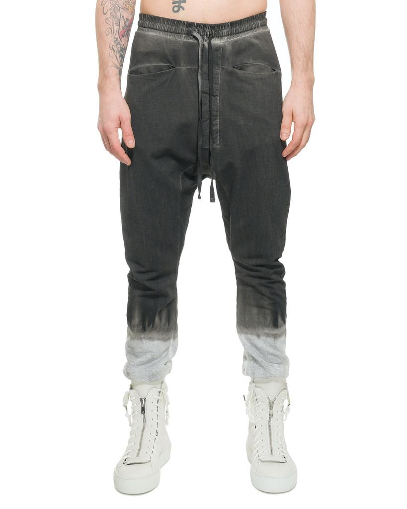 COLD DYE RELAXED COTTON COTTON JOGGER