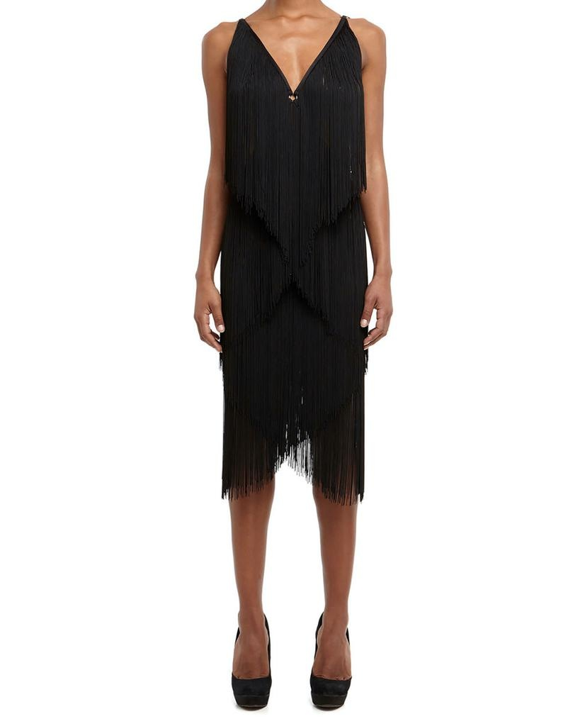LOTA FRINGE DRESS