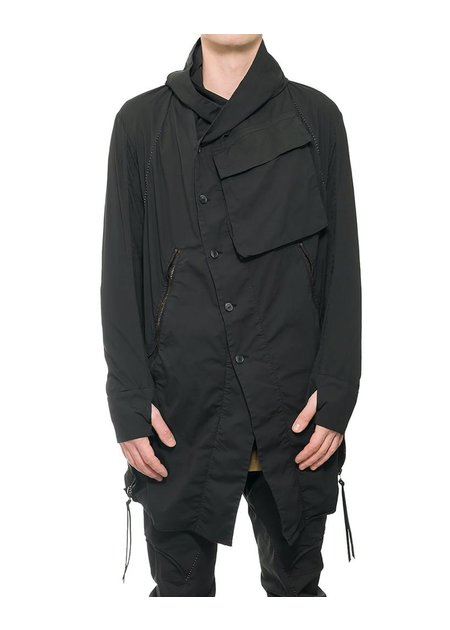 MASNADA TARGET PERFORATED PARKA