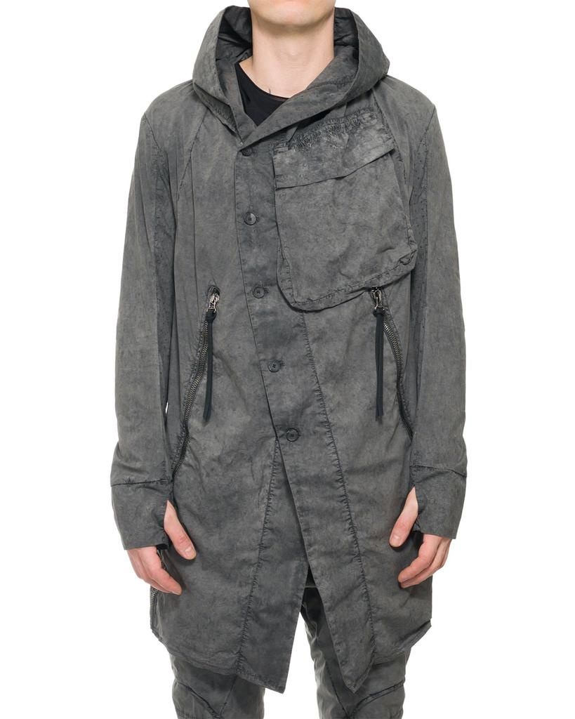 TARGET PERFORATED PARKA