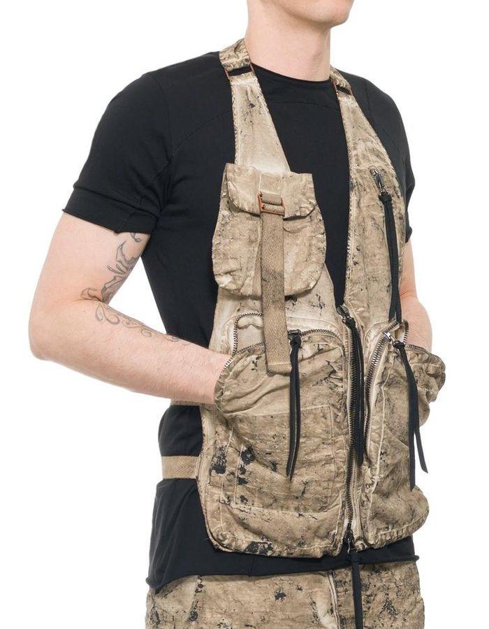 MASNADA ZIP HOLSTER HARNESS