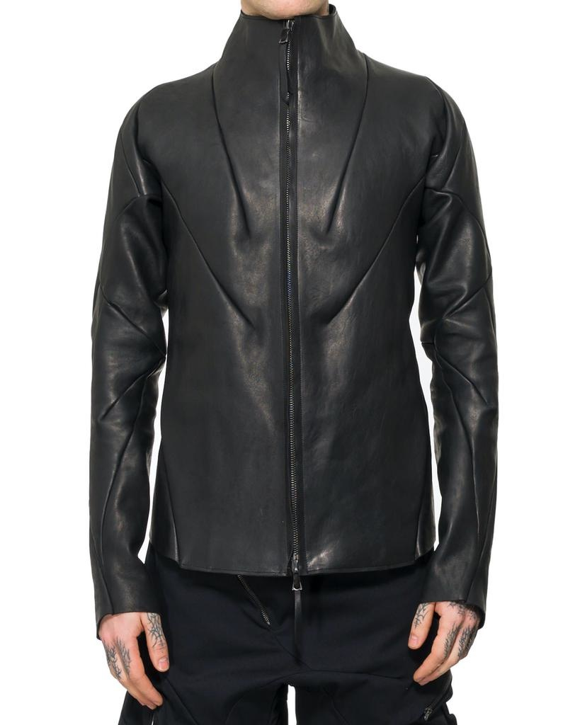 FORCED AVIATOR JACKET (GUIDI HORSE)