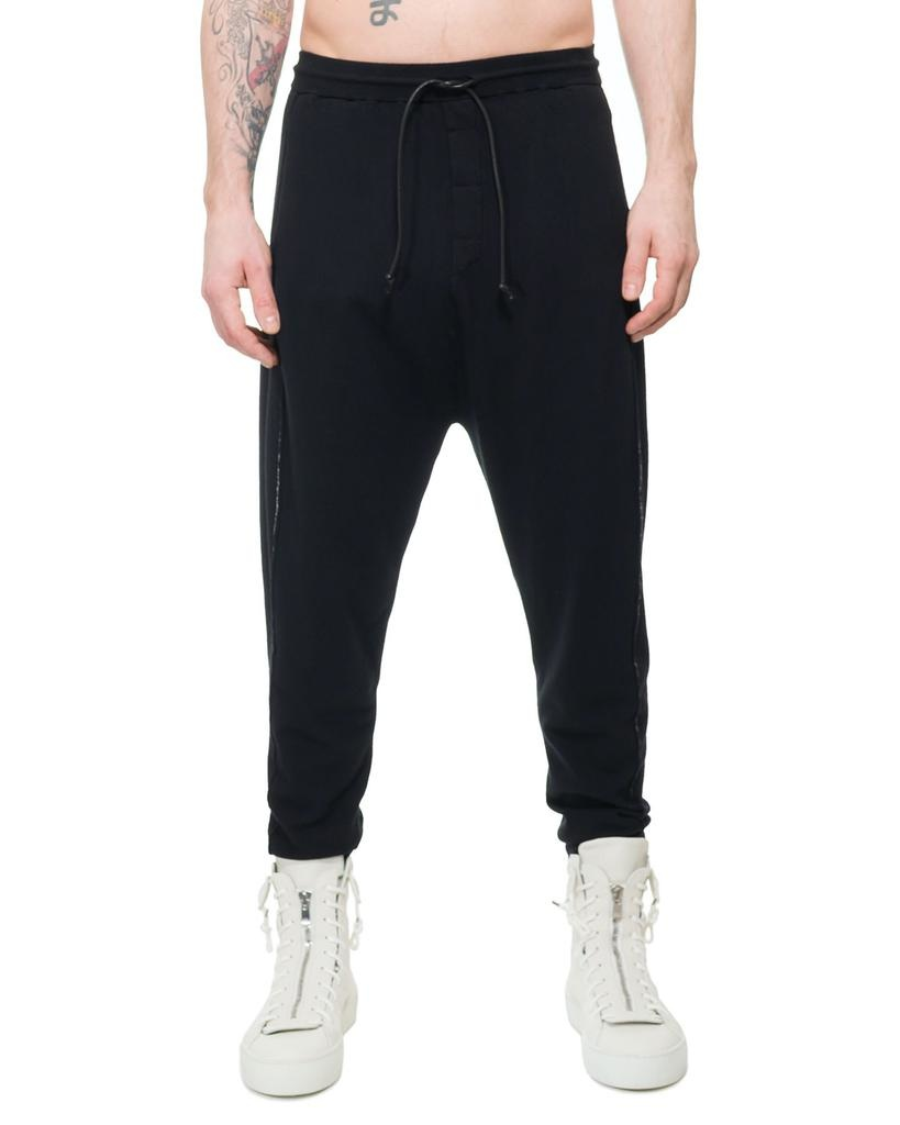 CONTRAST STITCHING PANT