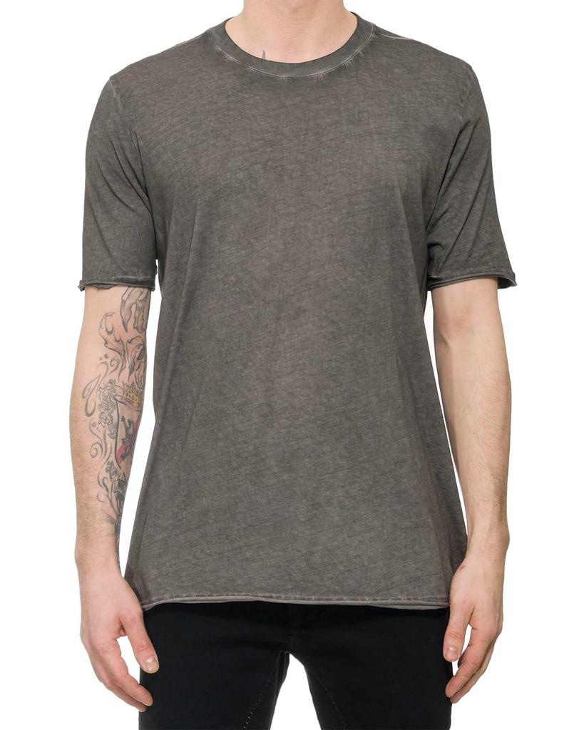 COLD DYE GREY T-SHIRT