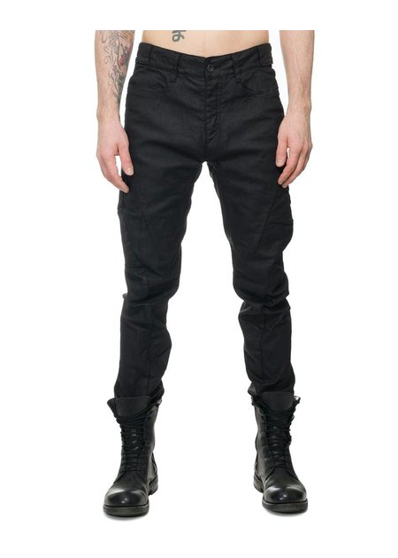 D. HYGEN CARBON COATED DENIM CURVE SLIM PANT