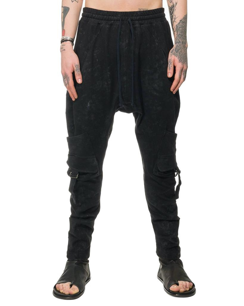 SILICONE COATED CARGO JOGGERS
