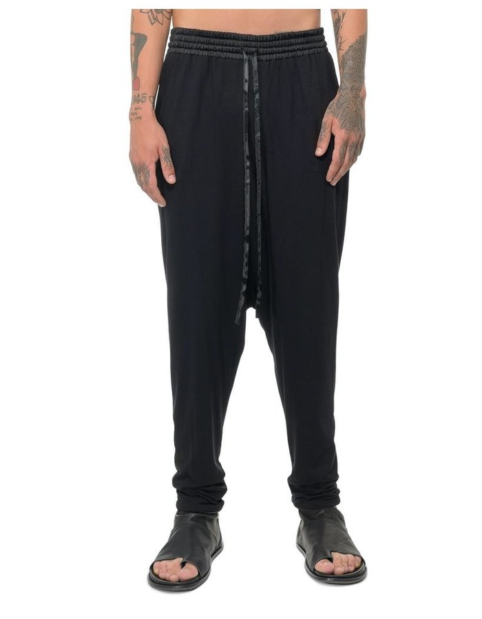 DAVID'S ROAD JERSEY RELAXED PANTS