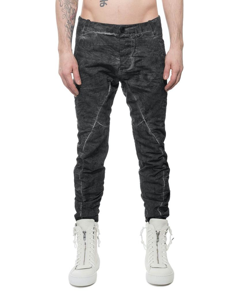 CURVED DART PANTS