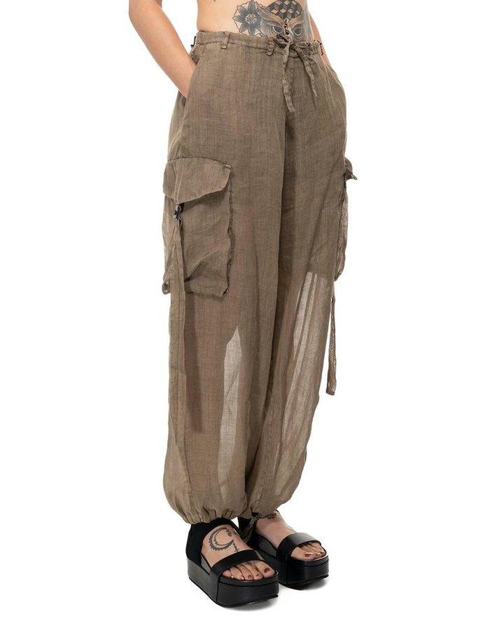 MASNADA GAUZE COMBAT PANTS