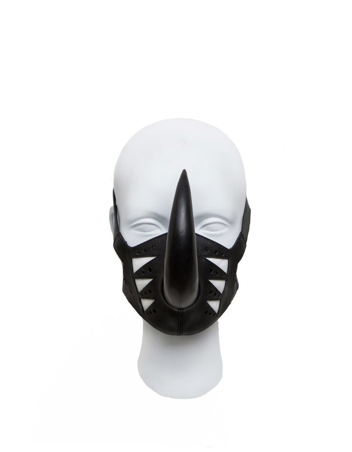 HOUSE OF MALAKAI HORN MASK