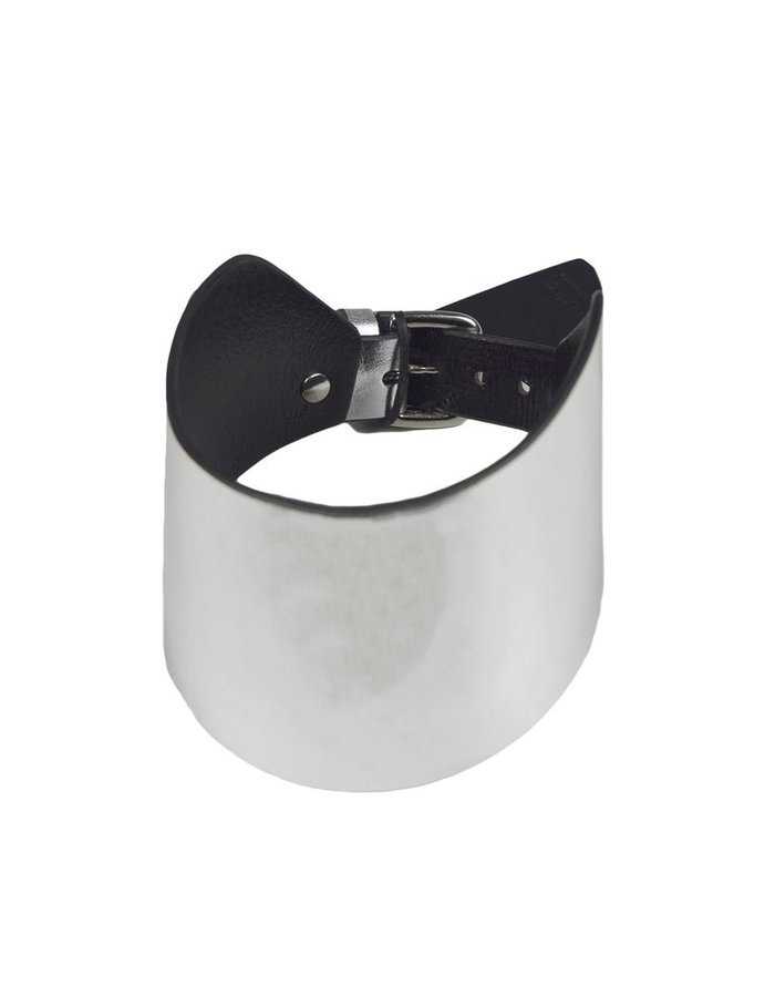 FLEET ILYA HIGH POSTURE COLLAR - SILVER