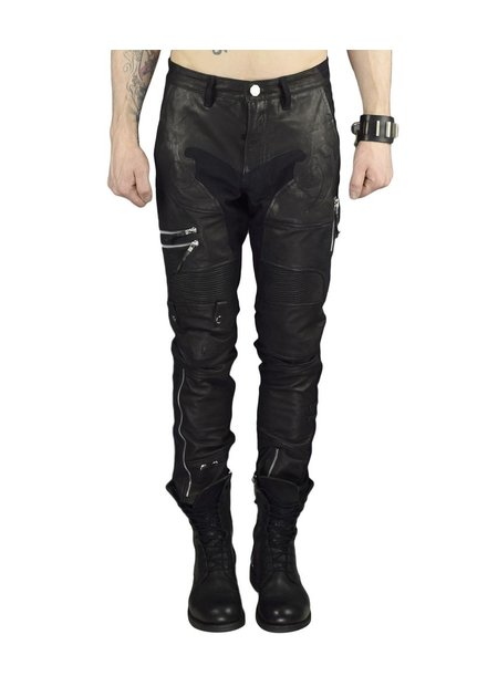 TNBP SADO LEATHER JEAN
