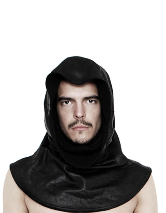 DAVID'S ROAD SWEAT HOOD / SNOOD