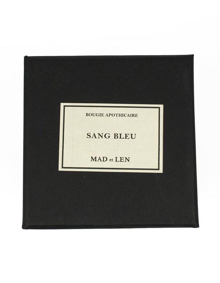 MAD ET LEN CANDLE SANG BLEU 300g