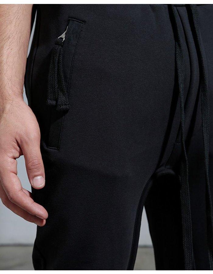 THOM KROM ZIP POCKET PANT W/ PIPING