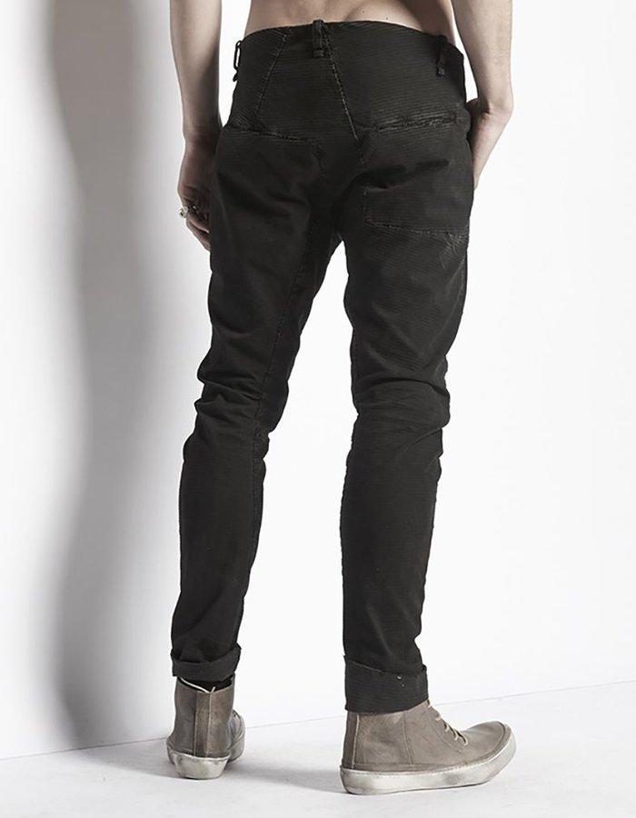 MASNADA SLIM PATCH FARROW PANTS