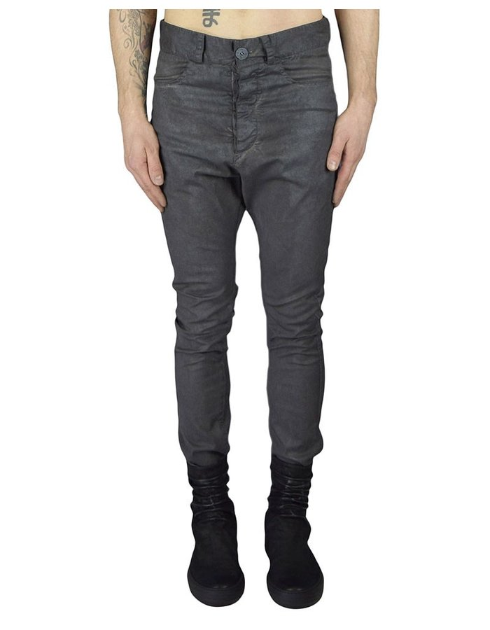 10SEI0OTTO WAXED COATED STRETCH JEAN