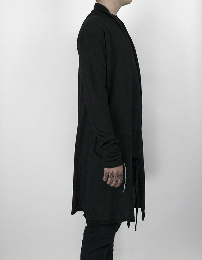 LOST AND FOUND ROOMS LIGHTWEIGHT WOOL CARDIGAN