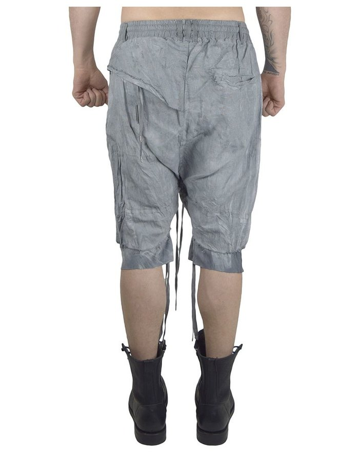 ARMY OF ME LAYERED LINEN SHORTS