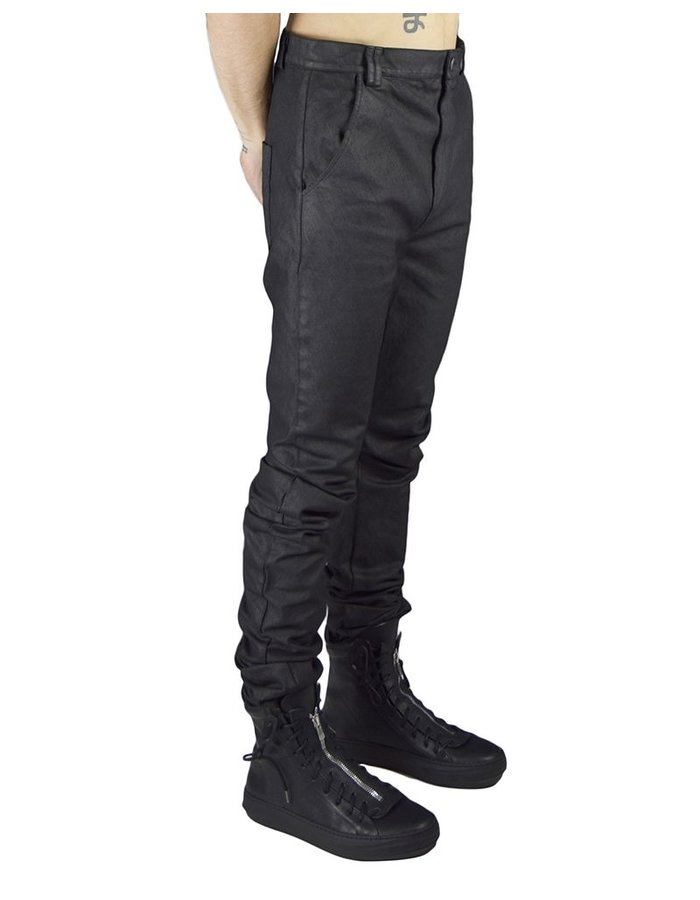 ARMY OF ME SLIM X LEG TROUSERS