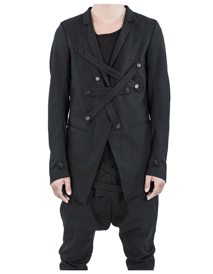 ARMY OF ME IRREGULAR BAND BLAZER