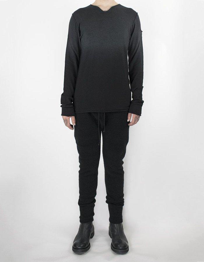 ISABEL BENENATO YAK SPORTS PANT BLACK