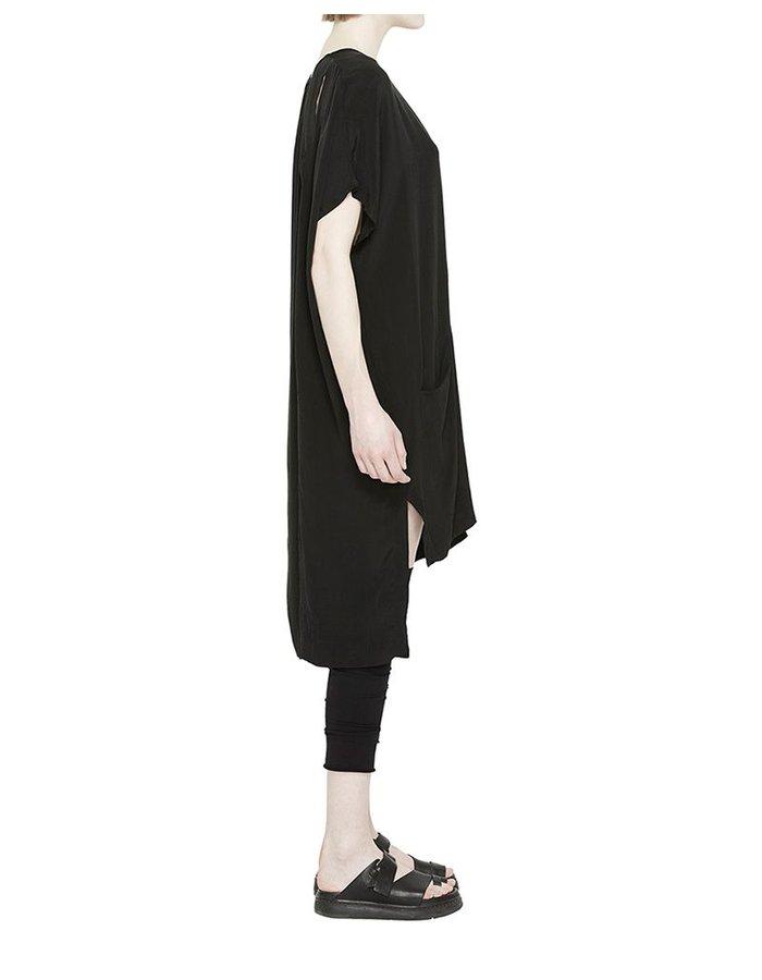 BARBARA I GONGINI MODAL PRINTED DRESS
