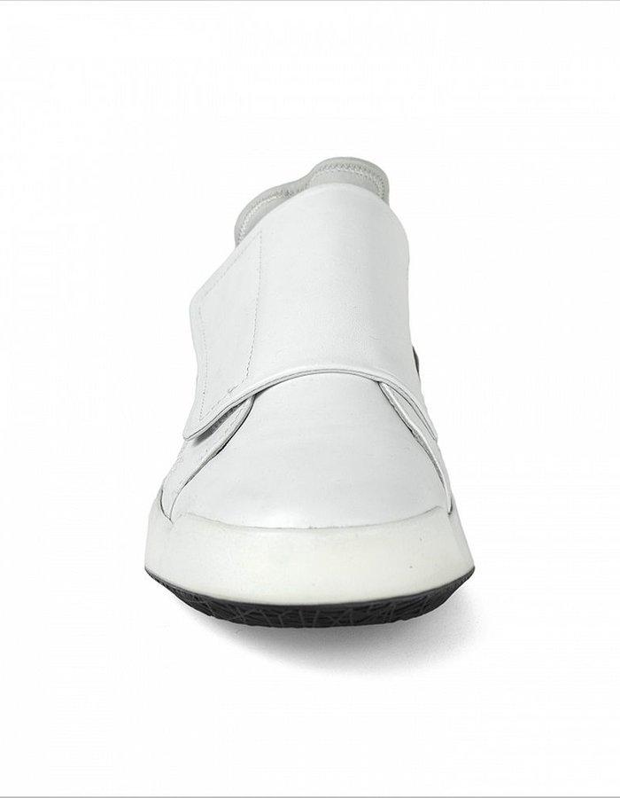 CINZIA ARAIA DAYMON CALF SNEAKER WHITE /WHITE SOLE