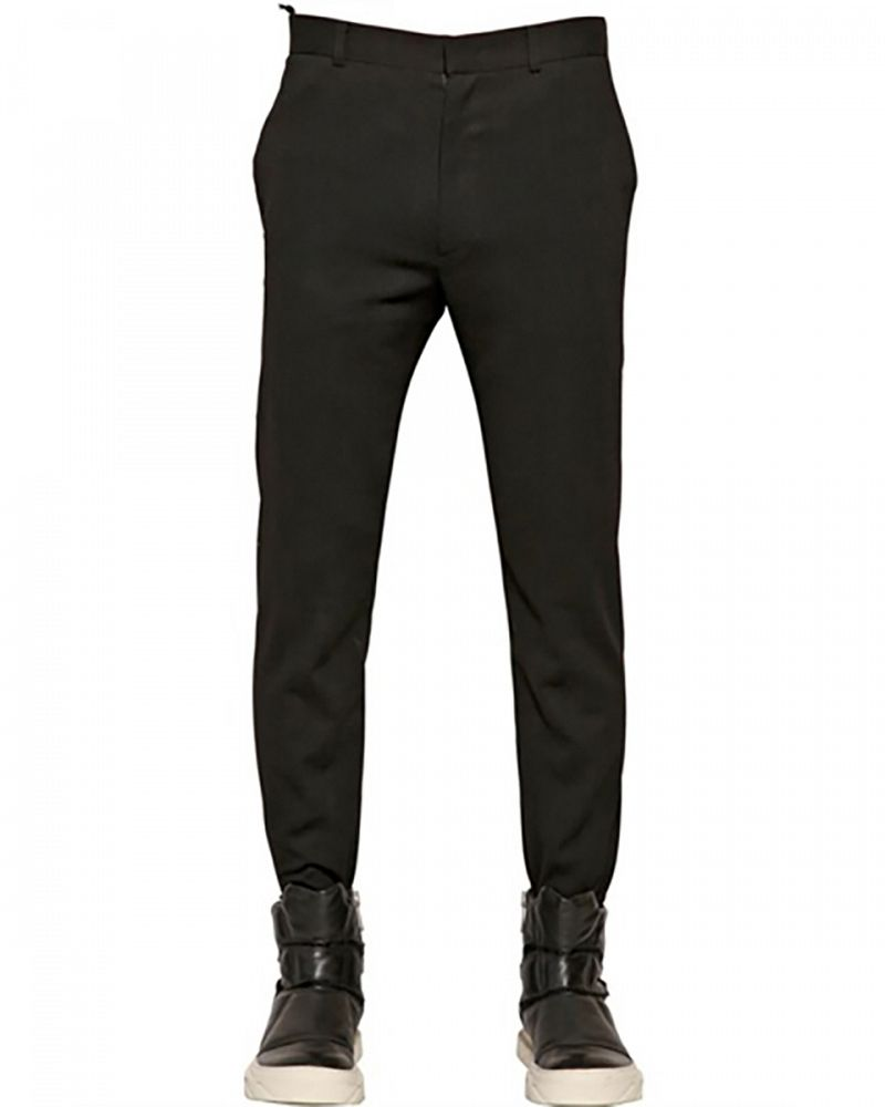 SLIM SUITING PANTS