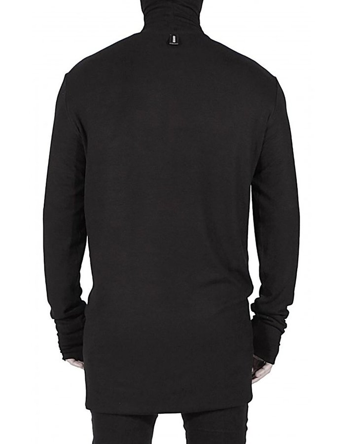 DAVID'S ROAD DOUBLE LAYER TURTLE NECK SWEATER