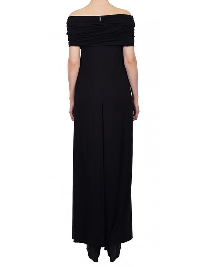 DAVID'S ROAD OFF SHOULDER JUMPSUIT