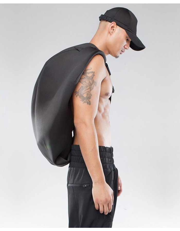 DEMOBAZA NEO BAG BLACK HOLE