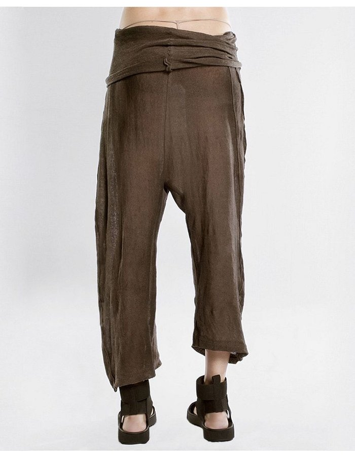 DEMOBAZA TROUSER BAGGY WOODLAND