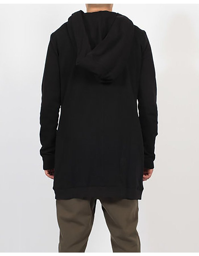 FIRST AID TO THE INJURED LARYNX HOODIE : BLK