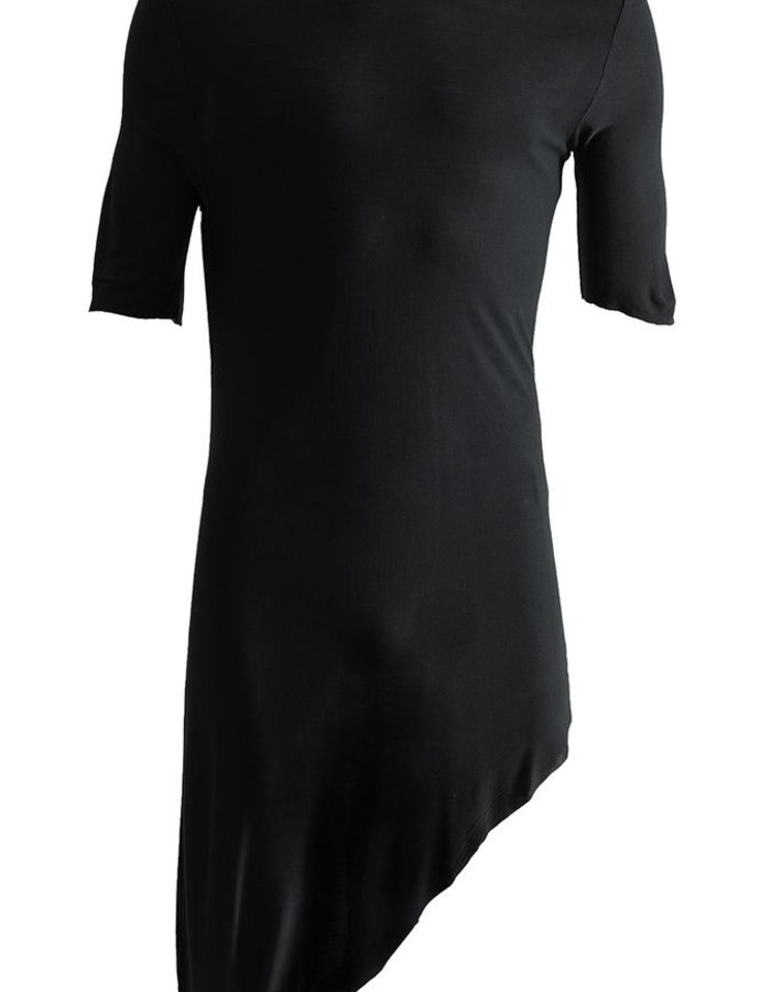 FIRST AID TO THE INJURED MANDIBLE T SHIRT BLACK