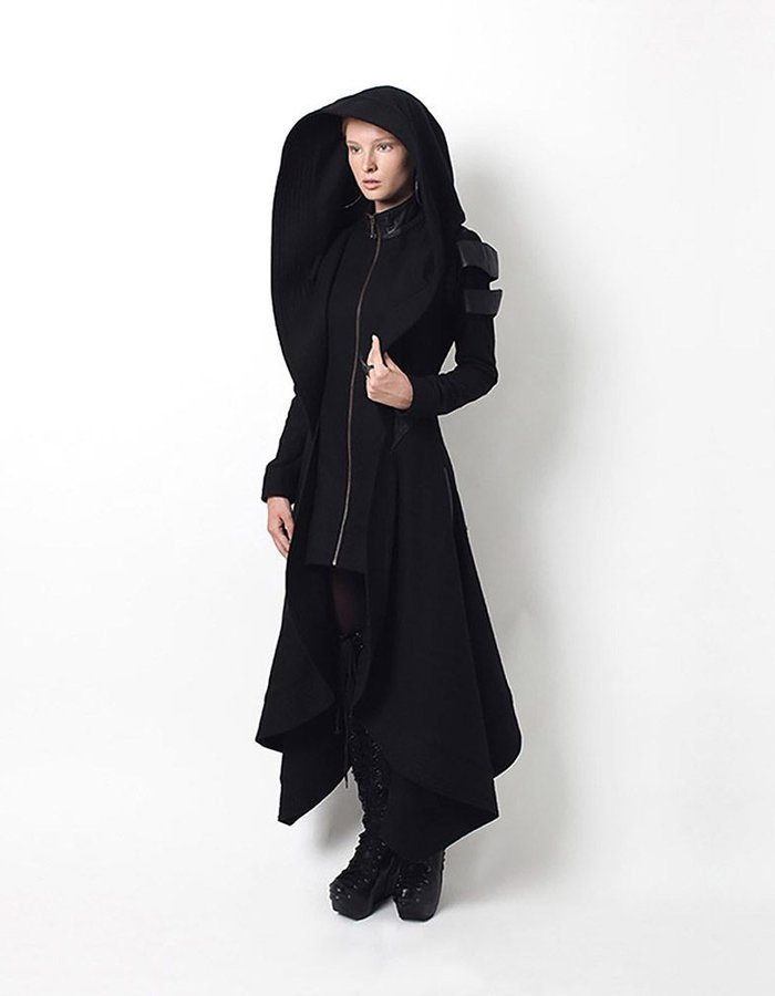 GELAREH DESIGNS AVANT LONG COAT