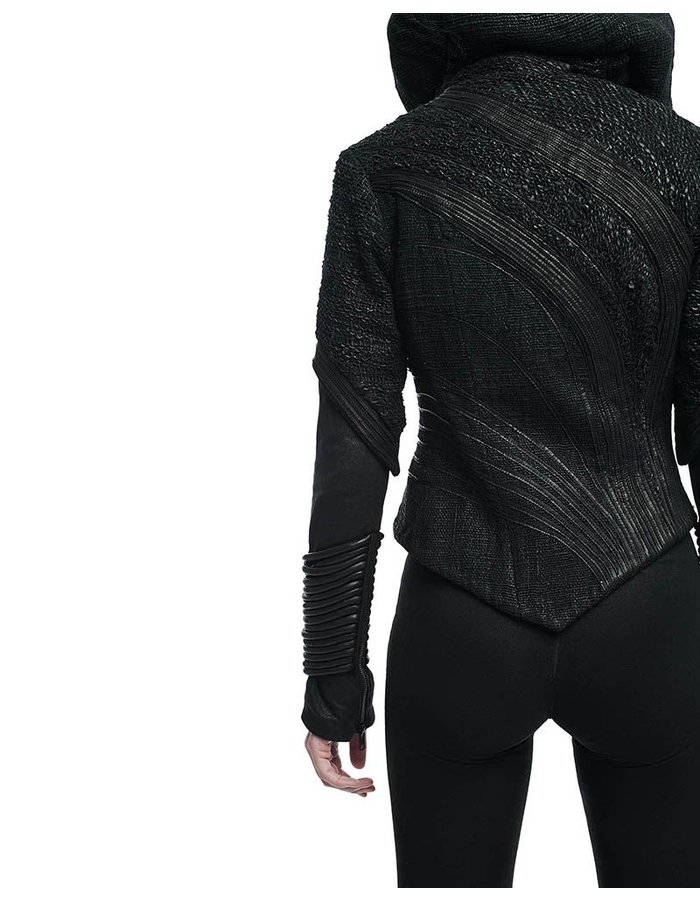 GELAREH DESIGNS LAPILLI JACKET