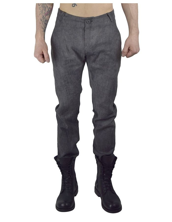 HANNIBAL HARMEN TROUSER SS17 GREY