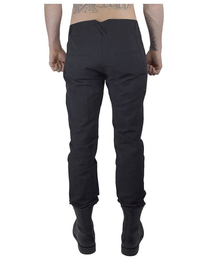 HANNIBAL HELMKE TROUSER SS17 BLACK