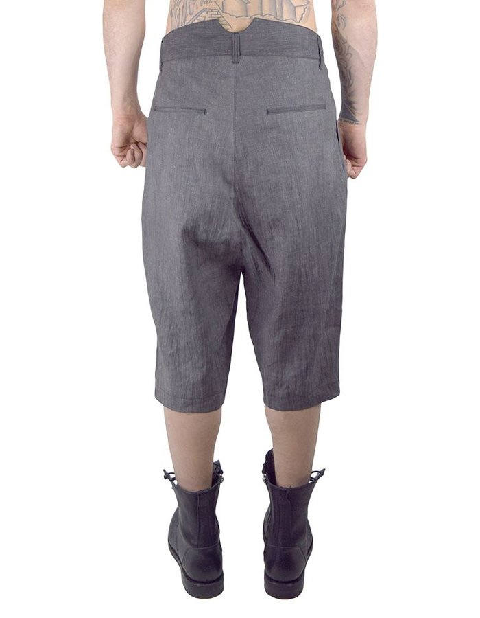 HANNIBAL HONG TROUSER SS17 GREY