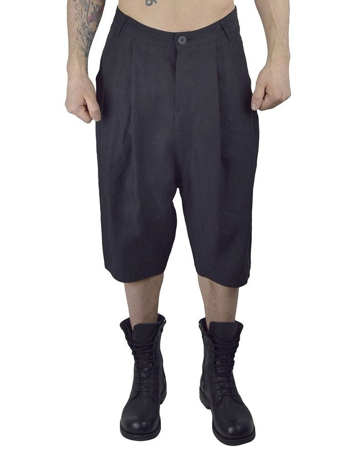 HANNIBAL HONG TROUSER SS17 BLACK