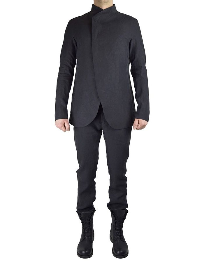 HANNIBAL JACKET ELMAR SS17 BLACK