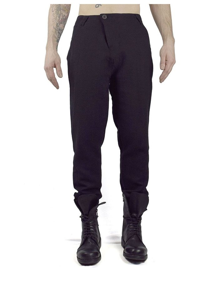 HANNIBAL TROUSER  HENRI  BLACK