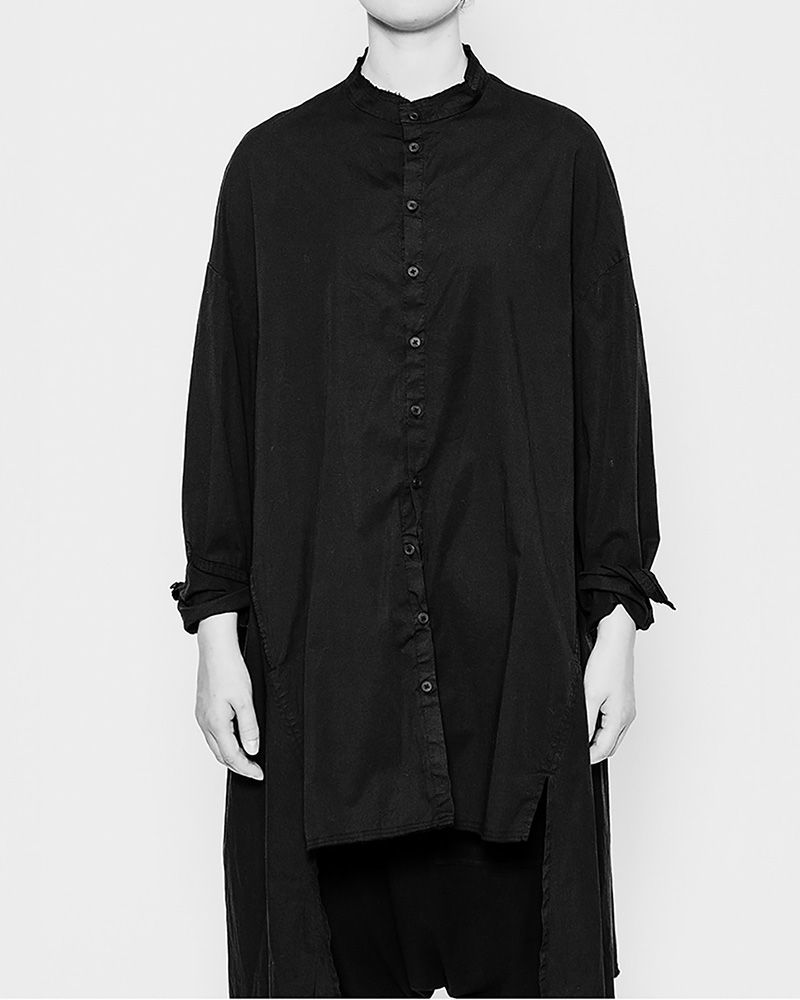 OVERSIZED SHIRT WITH FRONT POCKET