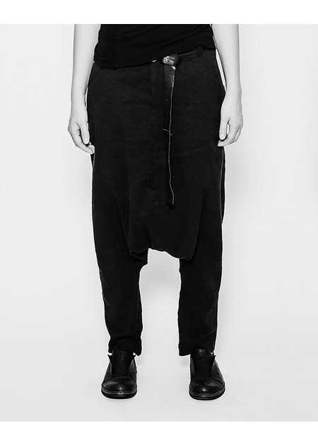 PAL OFFNER LOW DROP CROTCH TROUSER