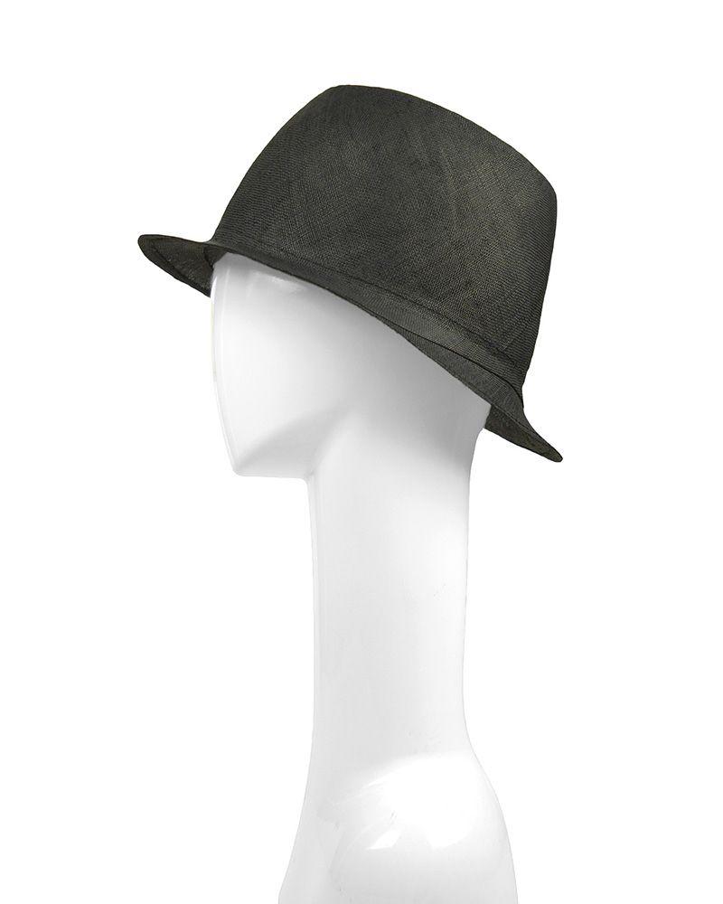 HOMBRE RAMIE STRAW HAT